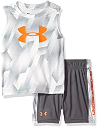 Boys' Muscle and Tank Set