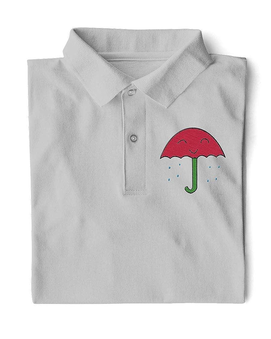 Luis Dubons TS Rain Classic Polo Ash 2XL