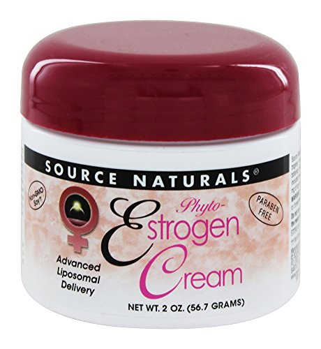 Source Naturals Phyto Estrogen Cream Pack product image