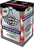 Upper Deck Washington Capitals 2018 Stanley Cup Champions Commemorative 30-Card Set - Hockey Team Sets