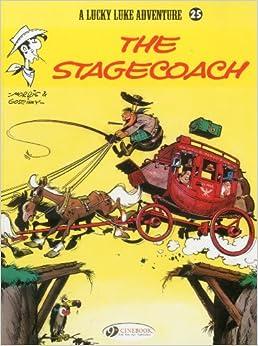 Descargar Lucky Luke: Stagecoach V. 25 Epub