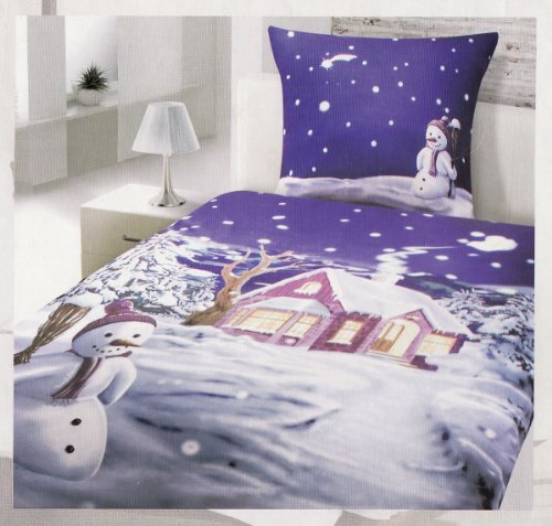 biber bettw sche mit wintermotiven my blog. Black Bedroom Furniture Sets. Home Design Ideas