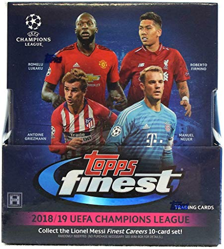 UEFA Champions League Hobby Box 2 Mini Boxes (12 Packs) ()