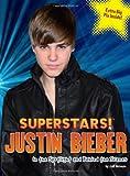Superstars! Justin Bieber, Sarah Parvis and Gail Herman, 1603209026