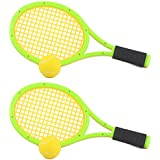 FenglinTech Racket Set with Balls for Children to Play Indoors and Outdoors