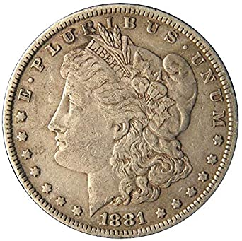 1900 O Morgan Dollar $1 Very Fine