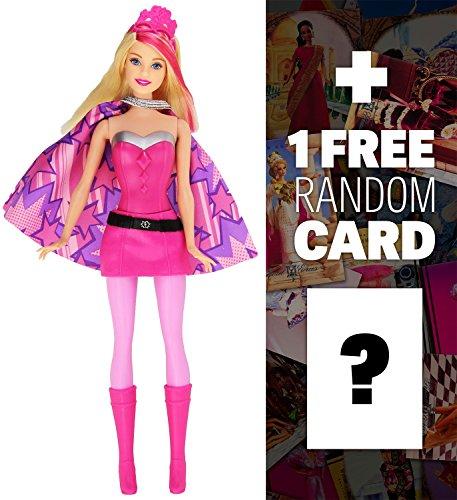 Sparkle Costume Barbie Super (Super Hero Barbie: Barbie in Princess Power ~11