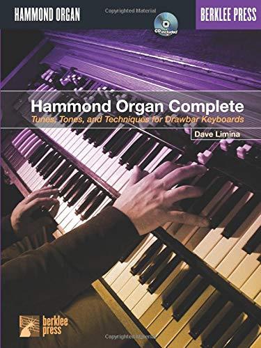 Rock Organ Technique - Hammond Organ Complete