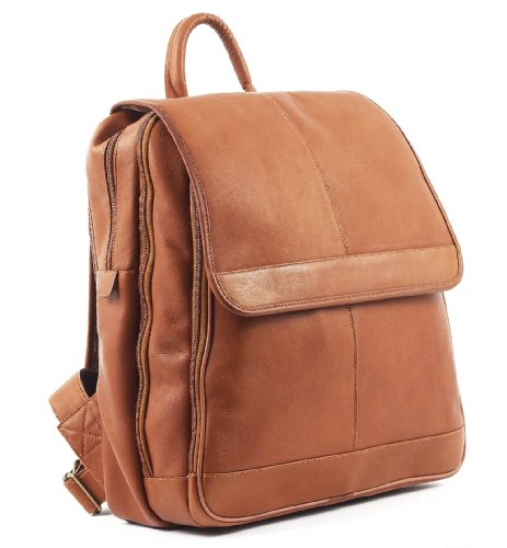 Claire Chase Andes Backpack, Saddle, One Size ()