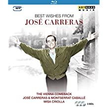 Best wishes from José Carreras