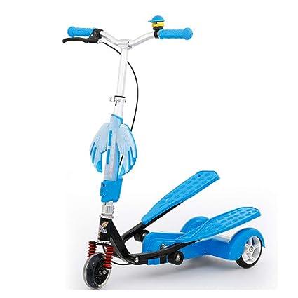 Amazon.com: Los niños biplanos niños triciclos scooters ...