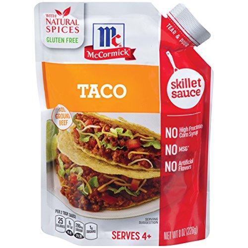 McCormick Taco Skillet Sauce