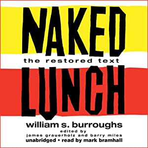 Naked Lunch Hörbuch