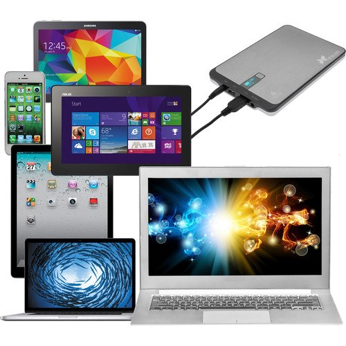 Xcellon 22,800mAh Power Bank for Laptops and USB Devices by Xcellon (Image #7)