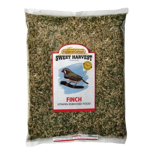 Kaylor- Made Sweet Harvest Vitamin Enriched Finch 4 Lb, My Pet Supplies