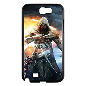Assassin's Creed For Samsung Galaxy Note 2 N7100 Csae protection phone Case ST083636