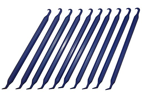 (10 Pack) O-Ring Pick Tool - Plastic (No Scratch) [P/N: OPICK-PL]