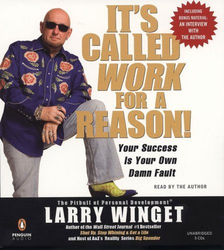 It's Called Work For a Reason!: Your Success Is Your Own Damn Fault [Audiobook][Unabridged] (Audio CD) by Penguin Audio