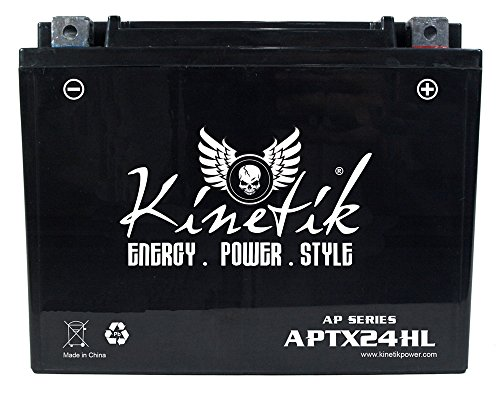Kinetik 12V 21AH SLA Battery for Bombardier Ski-Doo CK3 Type