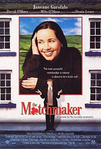 MATCHMAKER (1997) True Original Movie Poster - Single-Sided - ROLLED - 27x40 - Jeneane Garofalo - David O'Hara - Denis Leary - Milo O'Shea