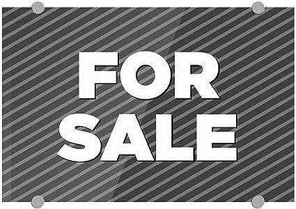 Nautical Stripes Premium Brushed Aluminum Sign CGSignLab Christmas Sale 27x18
