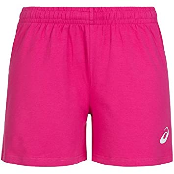 asics damen shorts