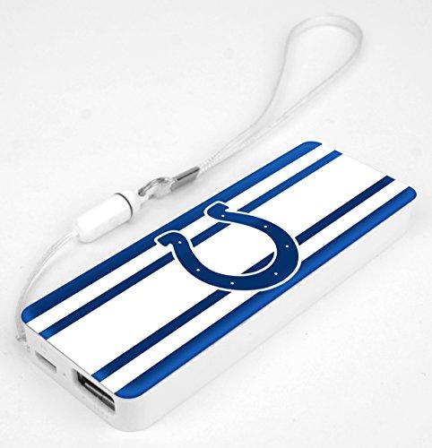 (MIZCO SPORTS Indianapolis Colts Powerbank - 3000 mAh)
