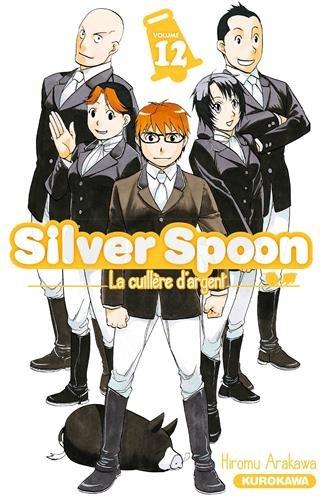 Silver Spoon Pdf