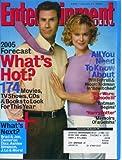 Entertainment Weekly January 21 2005 Will Ferrell, Nicole Kidman, Stephen King, Star Wars Episode III, Batman Begins, Harry Potter