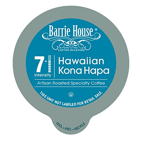 Barrie House Single Capsules Hawaiian