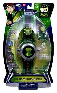 Amazon Com Ben 10 Ultimate Omnitrix Toys Amp Games