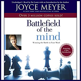 Amazon com: The Battlefield of the Mind: Winning the Battle in Your
