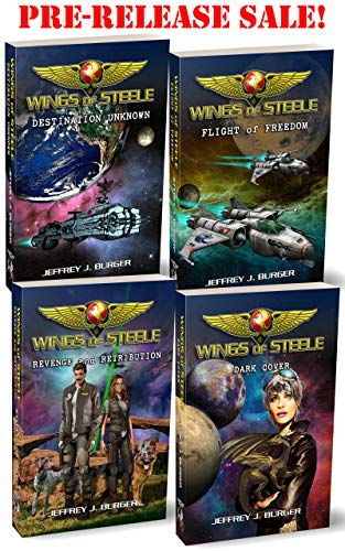 (Wings of Steele - The Series (Books 1, 2, 3 & 4))