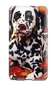 Top Quality Rugged Dalmatian Case Cover For Galaxy Note 3