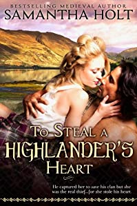 To Steal A Highlander's Heart by Samantha Holt ebook deal