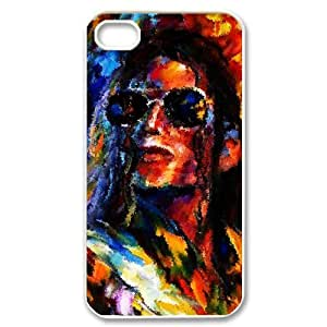 Dance pop star Michael Jackson Singer Cool iPhone 5c Hard Cover Case Protector your cellphone