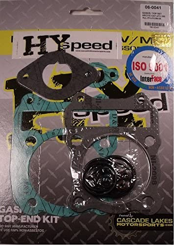 HYspeed Top End Head Gasket Kit Arctic Cat 250 2x4 4x4 1999-2005