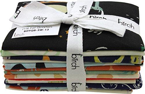 Emily Winfield Martin Saltwater 13 Fat Quarters Birch Organic Fabric by Birch Organic Fabric