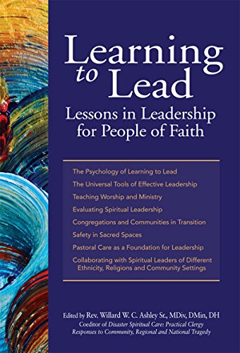 Books : Learning to Lead: Lessons in Leadership for People of Faith