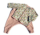 Infant and Toddler Pants and Cardigan Set - Ice Cream