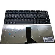 New US Black Laptop Keyboard (without frame) For Acer Aspire ES 15 ES1-521-46BE ES1-521-23Z1 ES1-521-82FG ES1-521-46JE