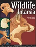 Wildlife Intarsia, Judy Gale Roberts and Jerry Booher, 1565232828