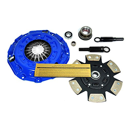 Honda Passport Clutch Kit - EFT STAGE 3 HD CLUTCH KIT PASSPORT / AMIGO RODEO 2.2L 2.6L 3.2L BORG WARNER TRANS