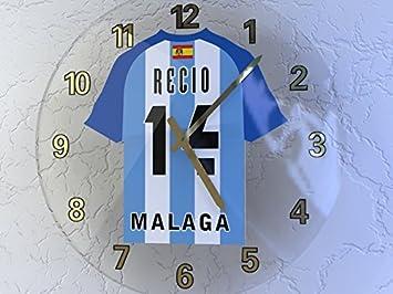 La Liga – Español camiseta de fútbol relojes de pared – cualquier nombre, cualquier número