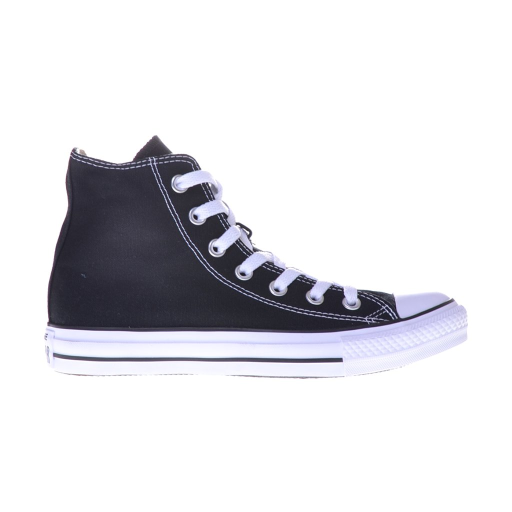 Converse Chuck Taylor All Star Classic High Top Sneakers - Black US Men 6.5/US Women 8.5