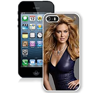 New Custom Designed Cover Case For iPhone 5s With Bar Refaeli Girl Mobile Wallpaper(69).jpg