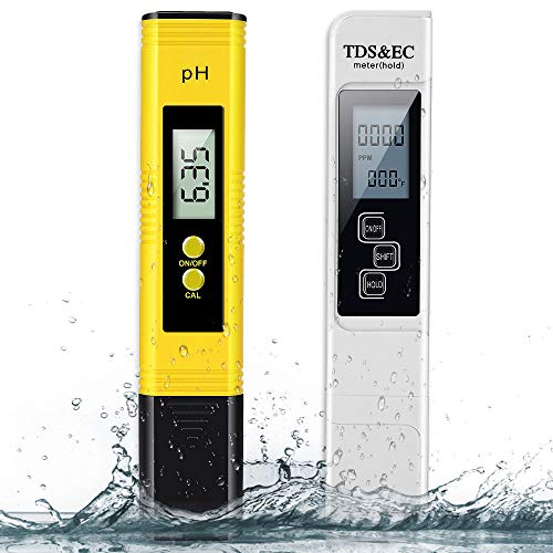 pH Meter and TDS
