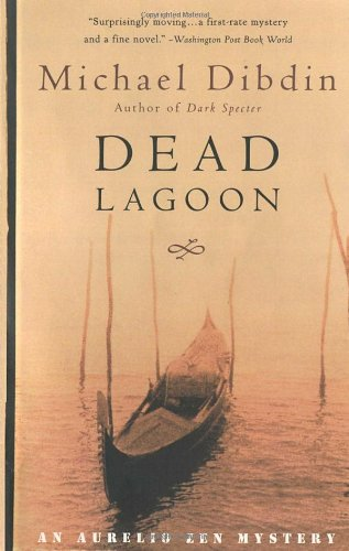 Book cover for Dead Lagoon