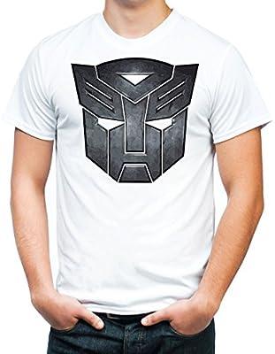 Zornick Tees Men's Autobat Insignia Transformers T-Shirt