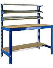 Simonrack bt-1 - Kit brico-900 azul madera